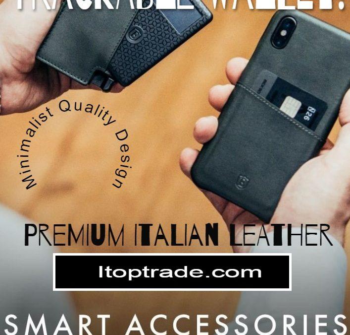 Ekster Finest Quality Trackable leather wallets