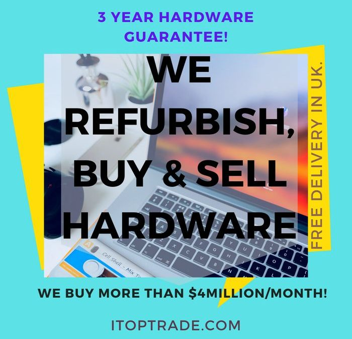 We buy used computers and servers and sell best refurbished servers and computers
