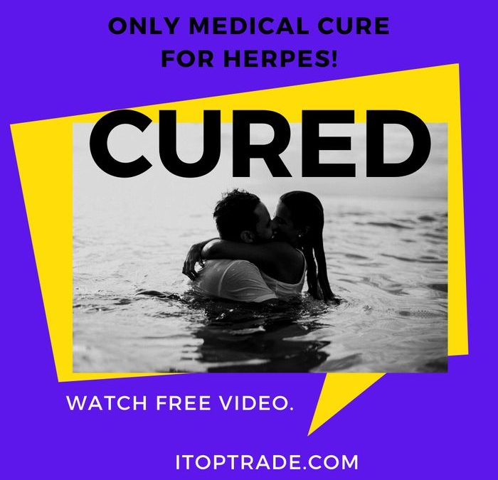 Itoptrade com sells at a discount the cure for herpes simplex virus 1 and 2