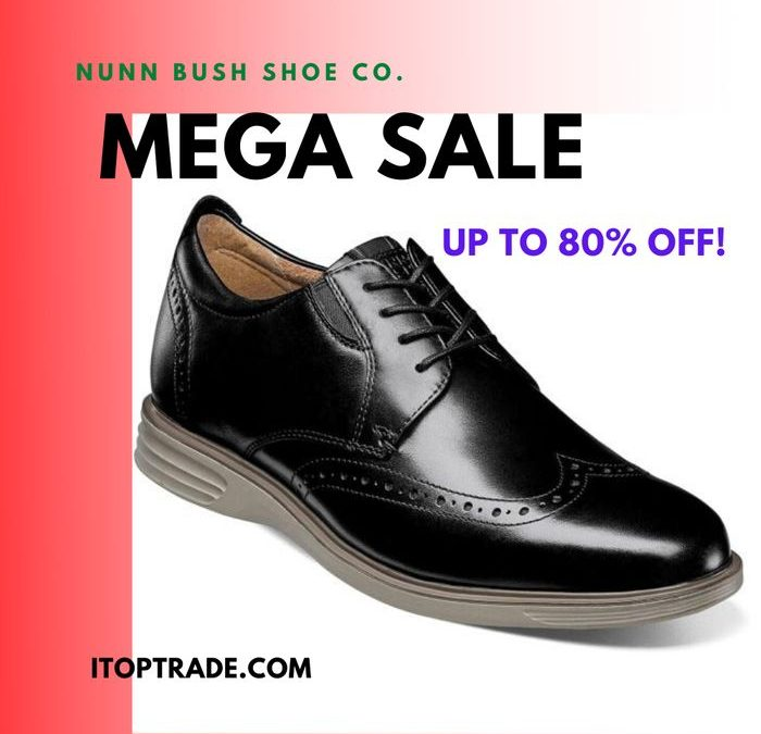Itoptrade-com sells top quality nunn bush shoes at up to 80 percent discount